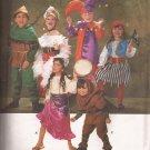 Simplicity 7294 (1996) Robin Hood Jester Pirate Gypsy Hunchback Glamour Pattern 3 4 5 6 7 8 UNCUT