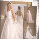 McCalls 9178 (1998) Bridal Bridesmaid Prom Dress Pattern Size 8 10 12 UNCUT