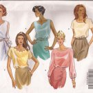 Butterick 6598 (1993) Classic Top Blouse Chemise Sleeve Neck Variations Pattern Size 12 14 16 UNCUT