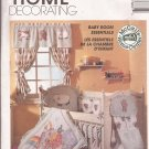 McCalls 7868 (1995) Baby Room Nursery Decorating Essentials Pattern CUT