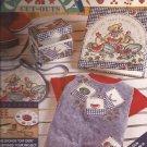 Daisy Kingdom No-Sew Appliques Bear Watermelon Pattern 100% Cotton Fabric