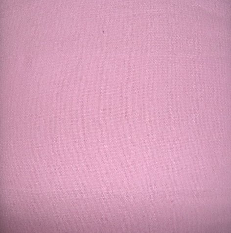 Light Baby Pink Cotton Flannel Fabric