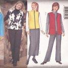 Butterick 6779 (2000) Kathy Ireland Petite Jacket Vest  Skirt Pants Pattern Size 22W 24W 26W UNCUT
