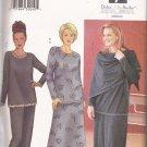 Butterick 6719 (2000) Delta Burke Petite Top Skirt Pants Wrap Pattern Size 22W 24W 26W UNCUT