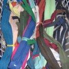 One Dozen (12) Zipper Bundle Various Sizes Colors Styles