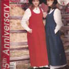 McCalls P228 (1995) Jumper Dress Petticoat Pattern Size 18 20 22 24 UNCUT