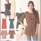 Simplicity 2147 (2011) Easy Learn to Sew Pattern Mini-Dress Tunic Belt Size 6 8 10 12 14 16 18 UNCUT