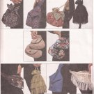 McCalls 5279 (1991) Ten Various Bag Purse Tote Pattern UNCUT