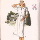 Butterick 6585 JG Hook Shirt Dress Pattern Size 14 UNCUT