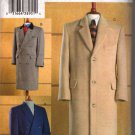 Vogue 7988 (2004) Mens Classic Coat Pattern UNCUT