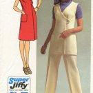 Simplicity 9461 (1971) Vintage Dress Tunic Pants Pattern Size 14 UNCUT