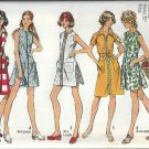 Simplicity 5004 (1972) Vintage Dress Tunic Top Shorts Pattern Size 10 UNCUT