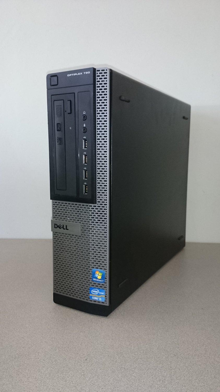 Dell 790 Quad Core i5 3.10GHz SFF Wifi 4GB RAM Windows 7 250GB Computer