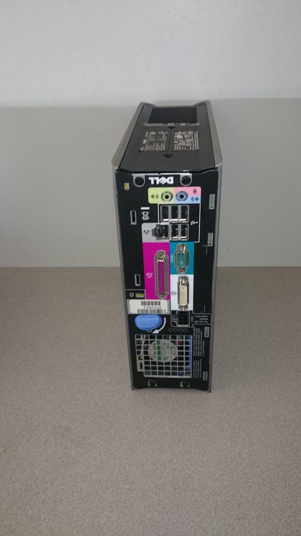 DELL OPTIPLEX 760 USFF CORE 2 DUO E7500 2.93Ghz 4GB PC COMPUTER