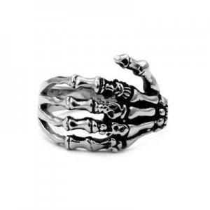 Skeleton Hand Ring (sz.12)