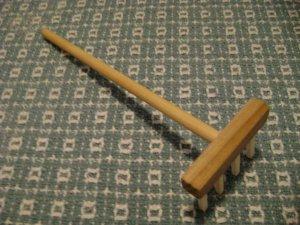 Hand Crafted Zen Garden Rake