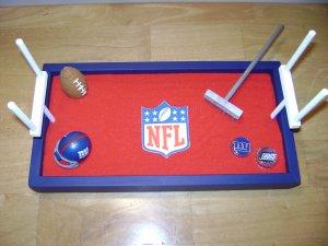 """NFL 1' by 6"""" Custom Zen Garden"""