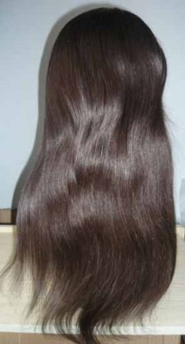 Full LAce Wig Silky Straight 14 inches 100% Indian Remy