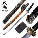 "Tenryu Imperial Destiny Hand Forged 41"" Sword Collectible"