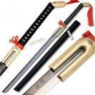 """Urahara Kisuke Zanpakuto Awakened 43"""" Replica Sword with Scabbard Collectible"""