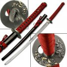 "41"" Japanese Samurai Sword Stainless Steel with Scabbard Collectible"