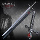 "Assassin's Creed 43"" Sword of Odeja with Sheath Templars Officially Licensed"
