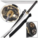 "Rise of the Samurai Japanese Katana 42"" Sword with Scabbard Collectible"