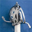 """1690s Scottish Cutlass 32"""" Sword with Scabbard Collectible"""