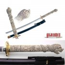 "Highlander Connor Katana 41"" Sword with Sheath by Marto of Spain"