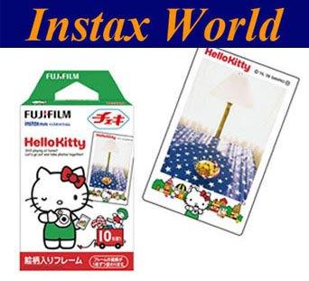 Instax Mini film (Hello Kitty)