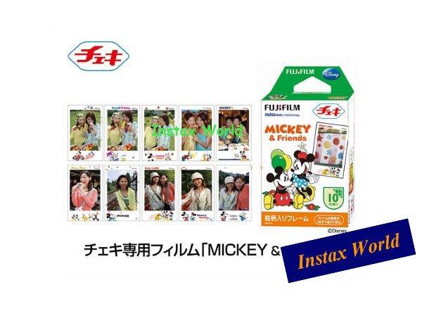 Instax Mini Films (Mickey and Friends)