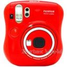 Fujifilm Instax Mini 25 Camera (RED)