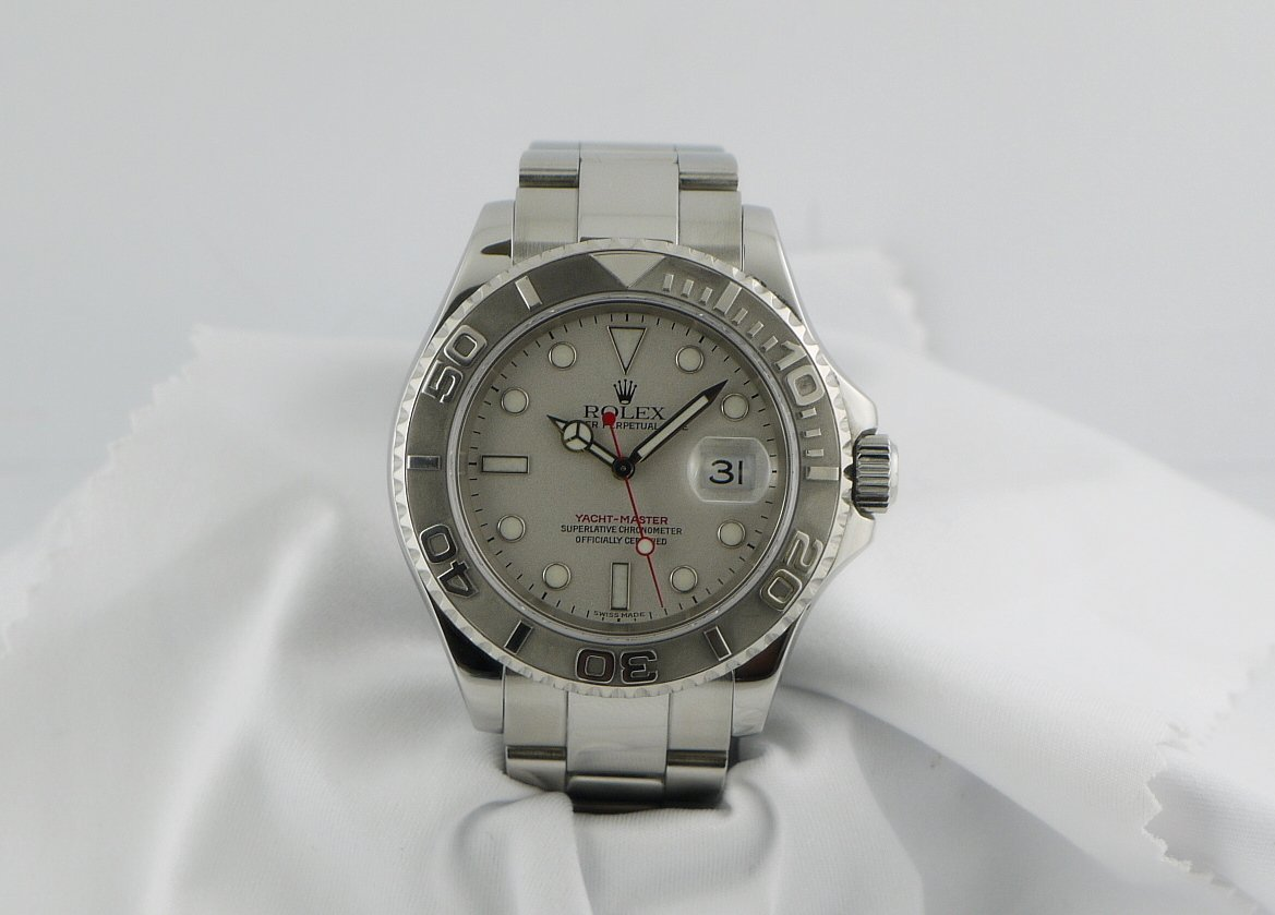 Rolex 16622, Oyster Perpetual Date, Yacht-Master