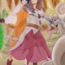 Beatrix and Garnet