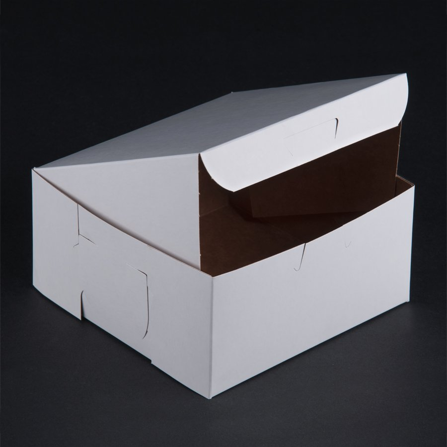 10 bakery boxes free shipping 6x6x3 pastry favor cookie
