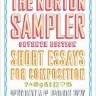 The Norton Sampler : Short Essays for Composition (2010, Paperback)