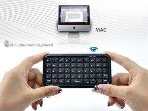 Mini Bluetooth Keyboard for Smartphones, iPad, iPhone