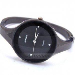 Wrist watch, SILVER Charm Ladies Fashion watch