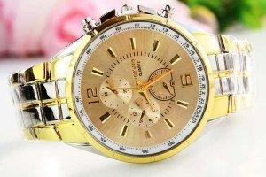 2011 New Watch-Men's Watch, Business Watch, Quartz Watch,Stainness Steel Watch