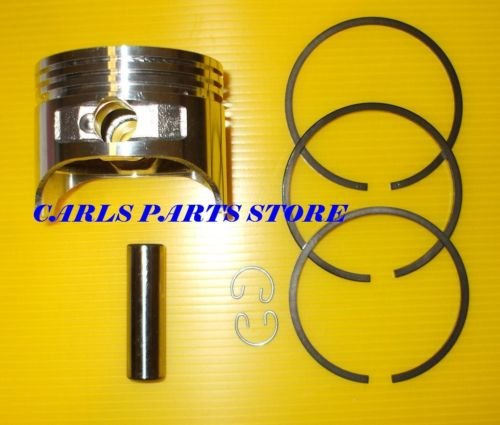 PISTON & RINGS SET FITS HONDA GX110 3.5HP 3.8HP ENGINE