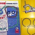HONDA GX160 PISTON RINGS, CONROD & GASKET SET