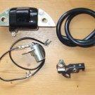 Rupteur Condensateur Bobine d'allumage pour IHI SOLO SKD170 Motoculteur