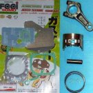 HONDA GXV160 GASKET SET, CONROD, PISTON & RINGS