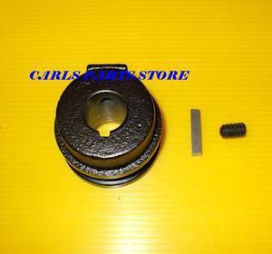 POULIE EN FONTE DIAM�TRE 50mm  POUR ARBRE 16mm
