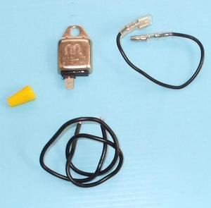 ELECTRONIC IGNITION MODULE REPLACES POINTS VICTA LAWNMOWERS & POWERTORQUE ENGINE