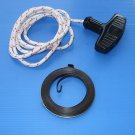 HONDA G150 G200  G300 RECOIL STARTER REWIND RETURN SPRING PULL ROPE & HANDLE