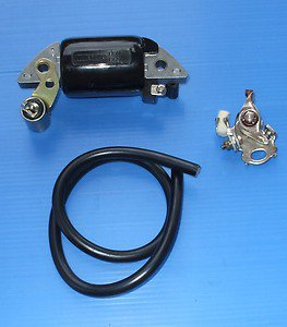 Rupteur Condensateur Bobine d�allumage ISEKI KS500 Motoculteur