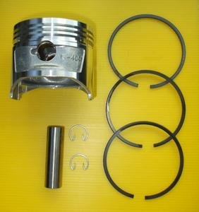 HONDA G200 GV200  OVERSIZE PISTON, RINGS SET, GUDGEON PIN