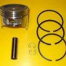 "HONDA GXV340 OVERSIZE PISTON & RINGS SET +0.25 .010""  +0.50  .020""  +0.75 .030"""