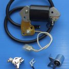 Robin EC10 EC-10 Zündspule Unterbrecherk Kondensator